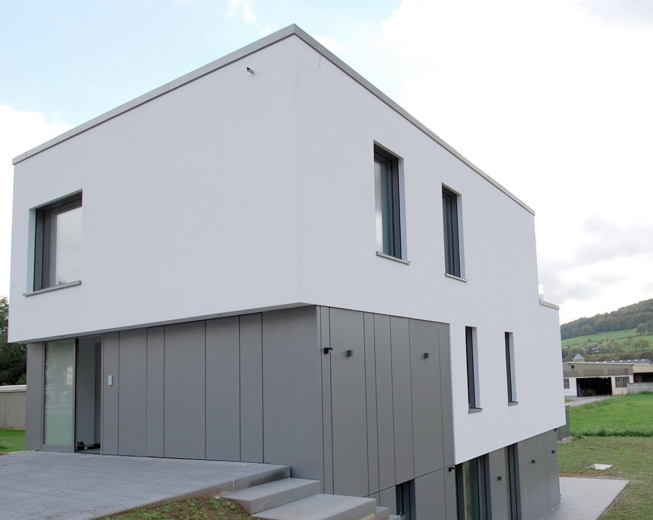 Maison unifamiliale passive à Diekirch