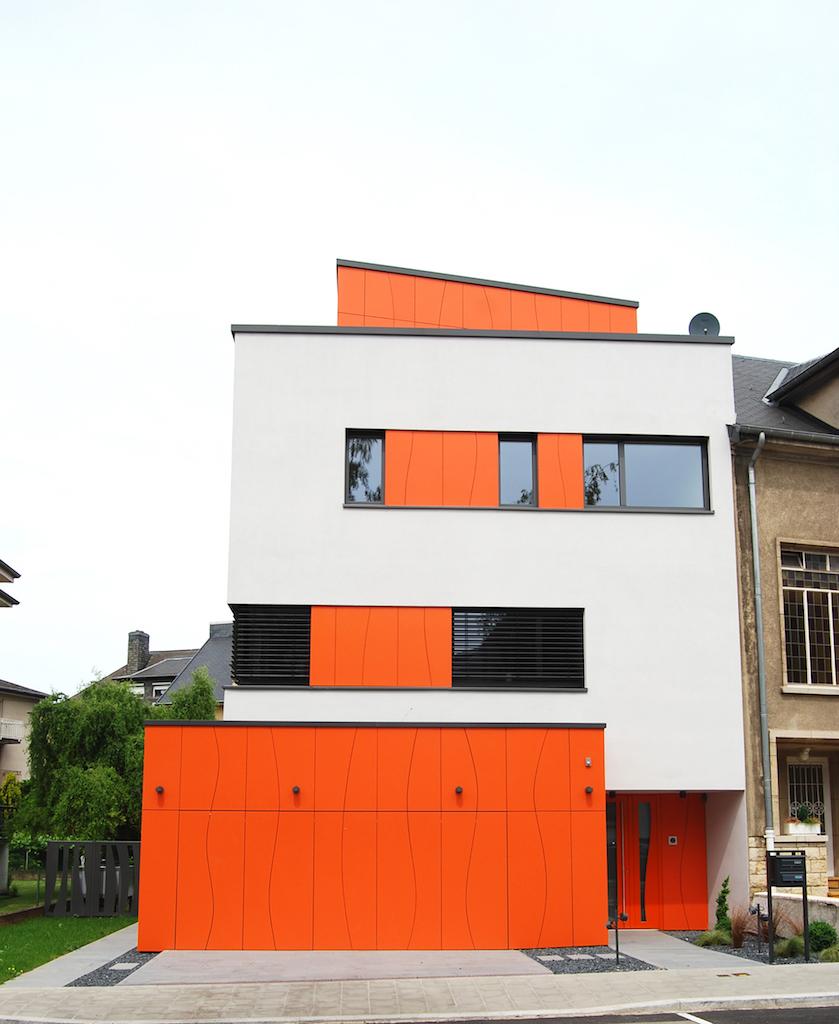 Résidence à Luxembourg-Bonnevoie
