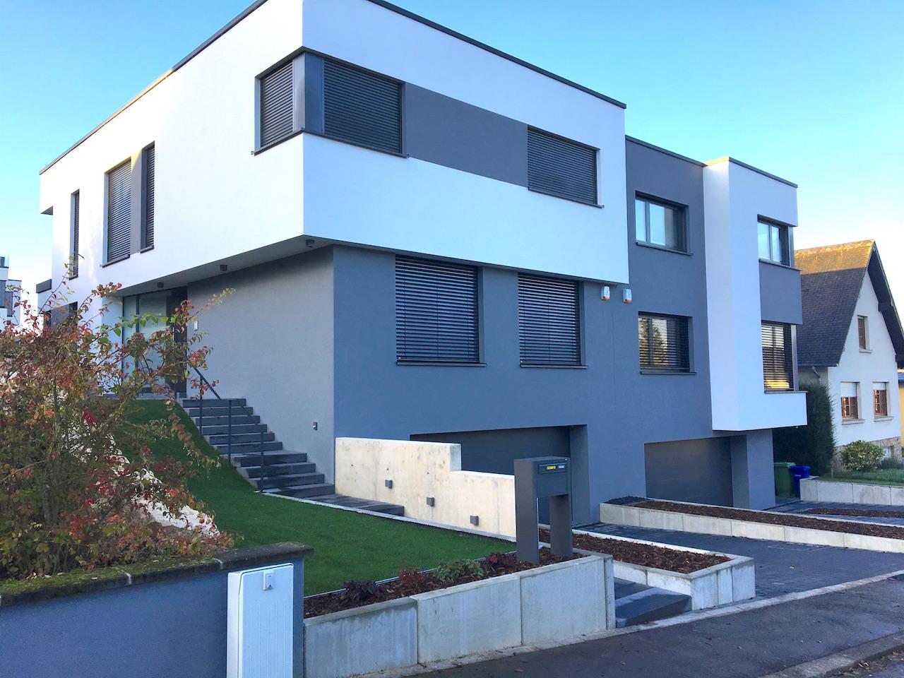 Maisons jumelées à Walferdange