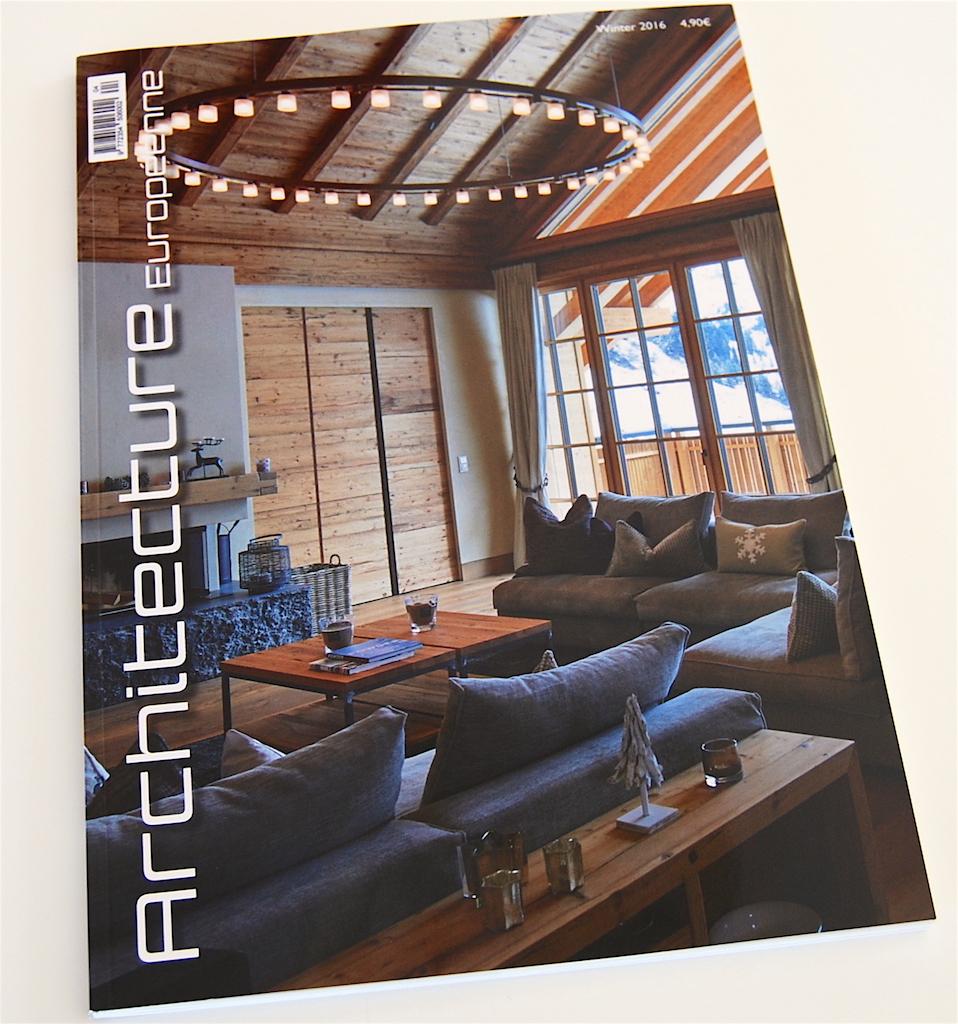 Architecture européenne 12/2016